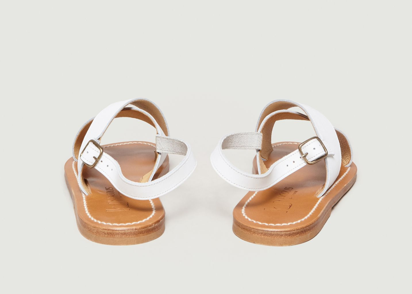 Sandales En Cuir Suédé Osorno - K Jacques