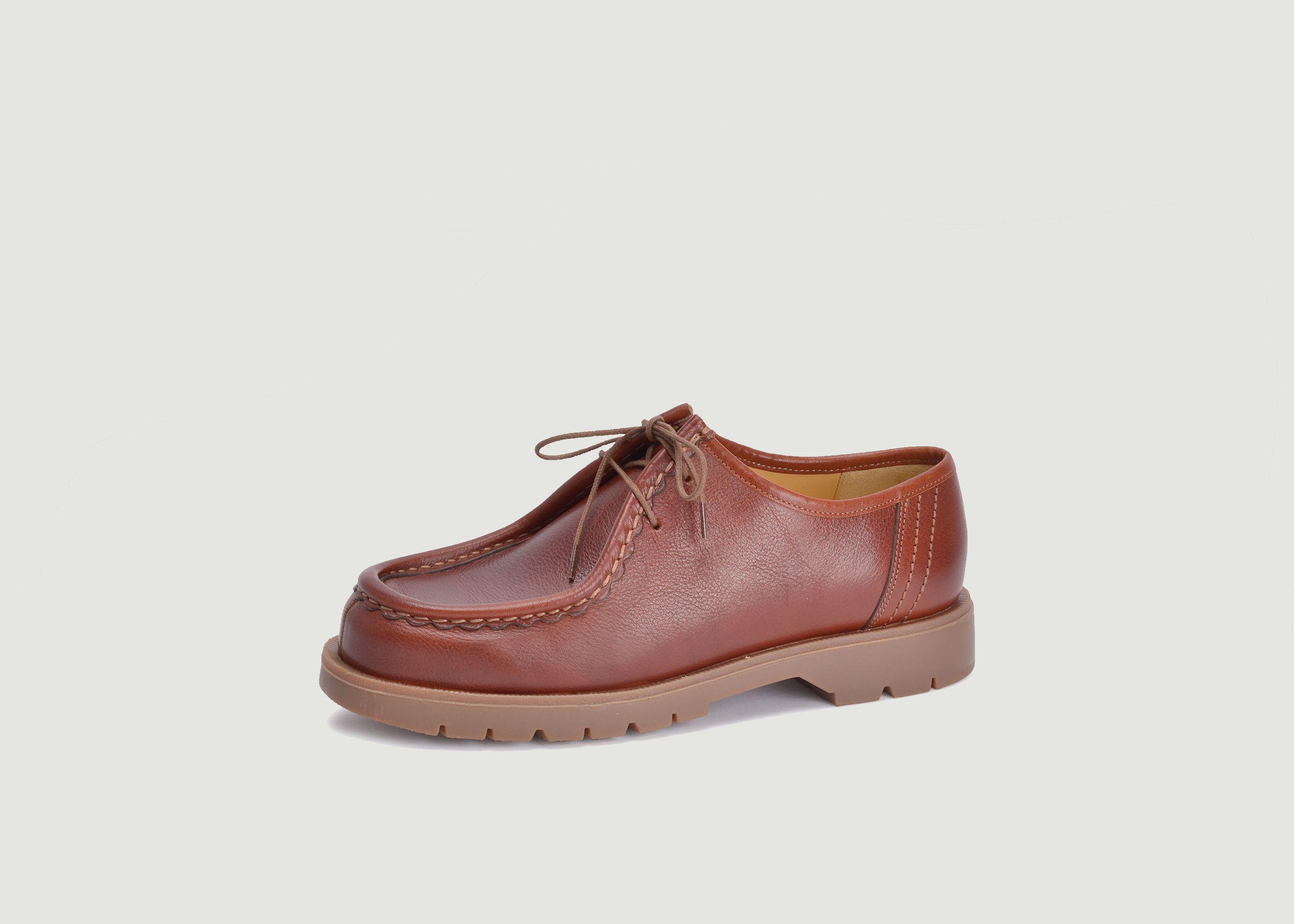 KLEMAN padror Chaussures-brique