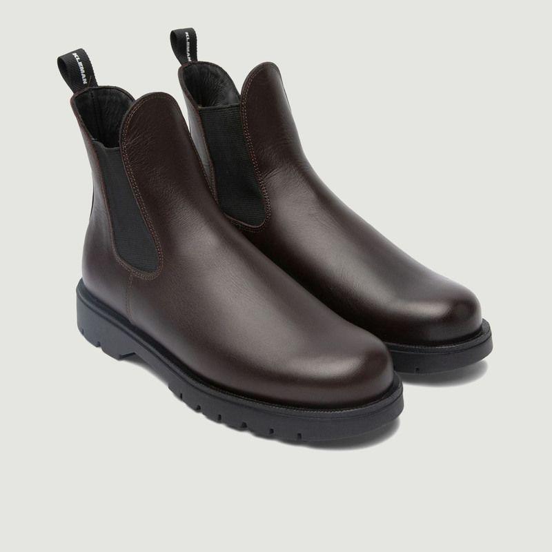 Chelsea boots en cuir Tonnant - Kleman