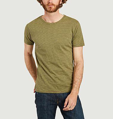 T-shirt rayé Alder