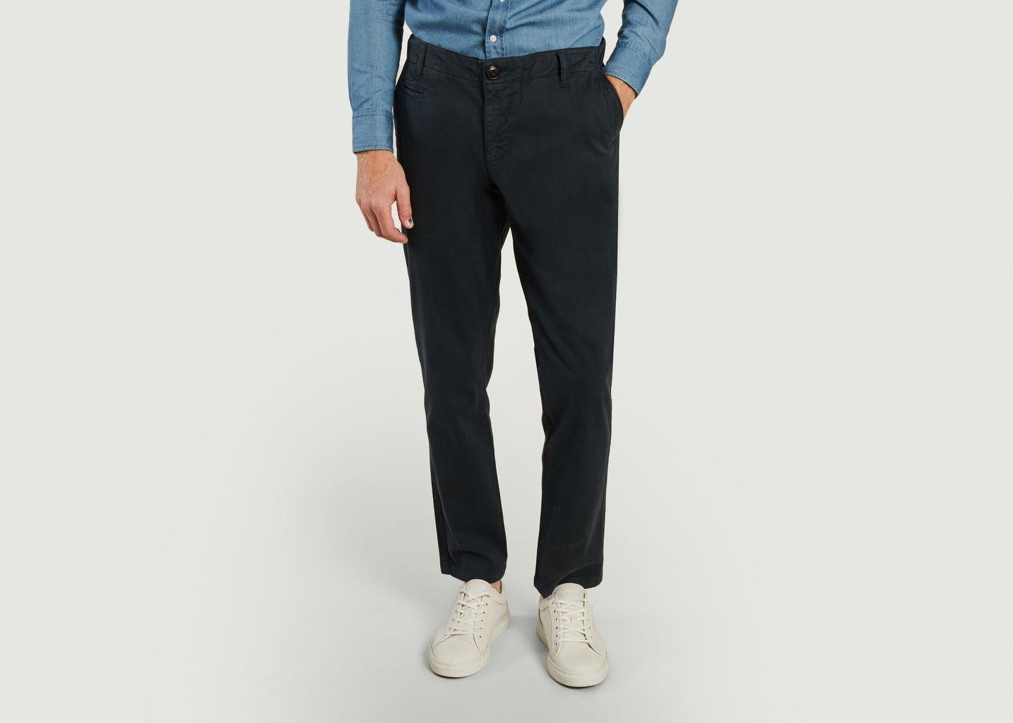 Pantalon chino Chuck en coton biologique - KCA