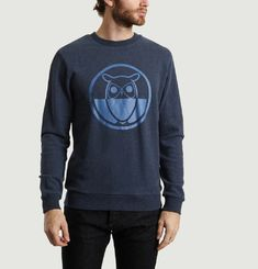 Sweat Imprimé Hibou