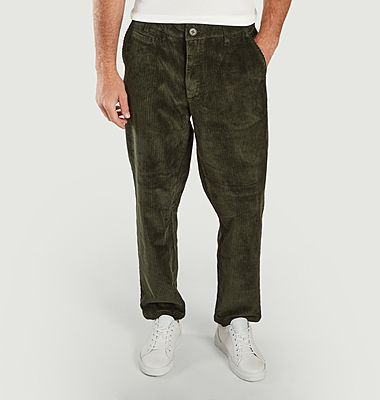 Pantalon Chuck 8 wales en velours côtelé