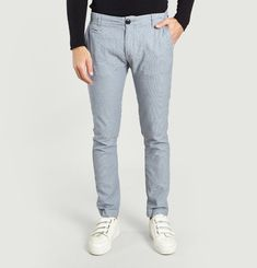 Two Tone Chinos