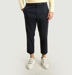 Pantalon chino loose