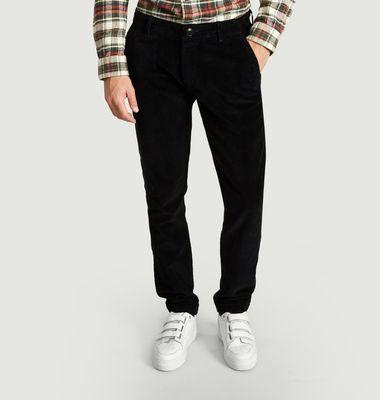 Pantalon Chuck 8 Wales En Velours