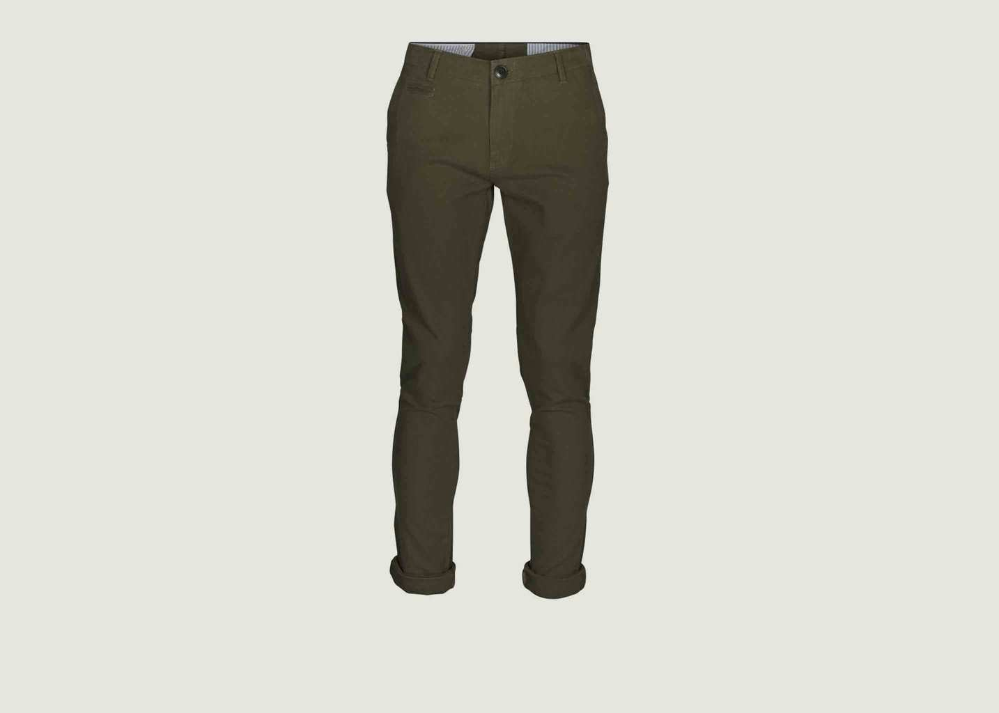 Pantalon Chino Joe - Knowledge Cotton Apparel