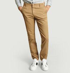 Pantalon Chino Chuck en Coton Biologique