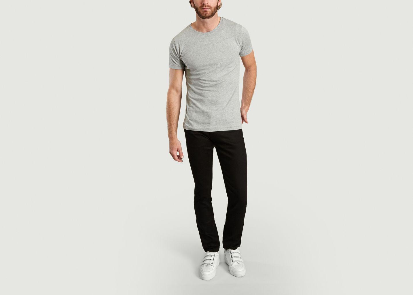 T-Shirt en Coton GOTS/Vegan - KCA