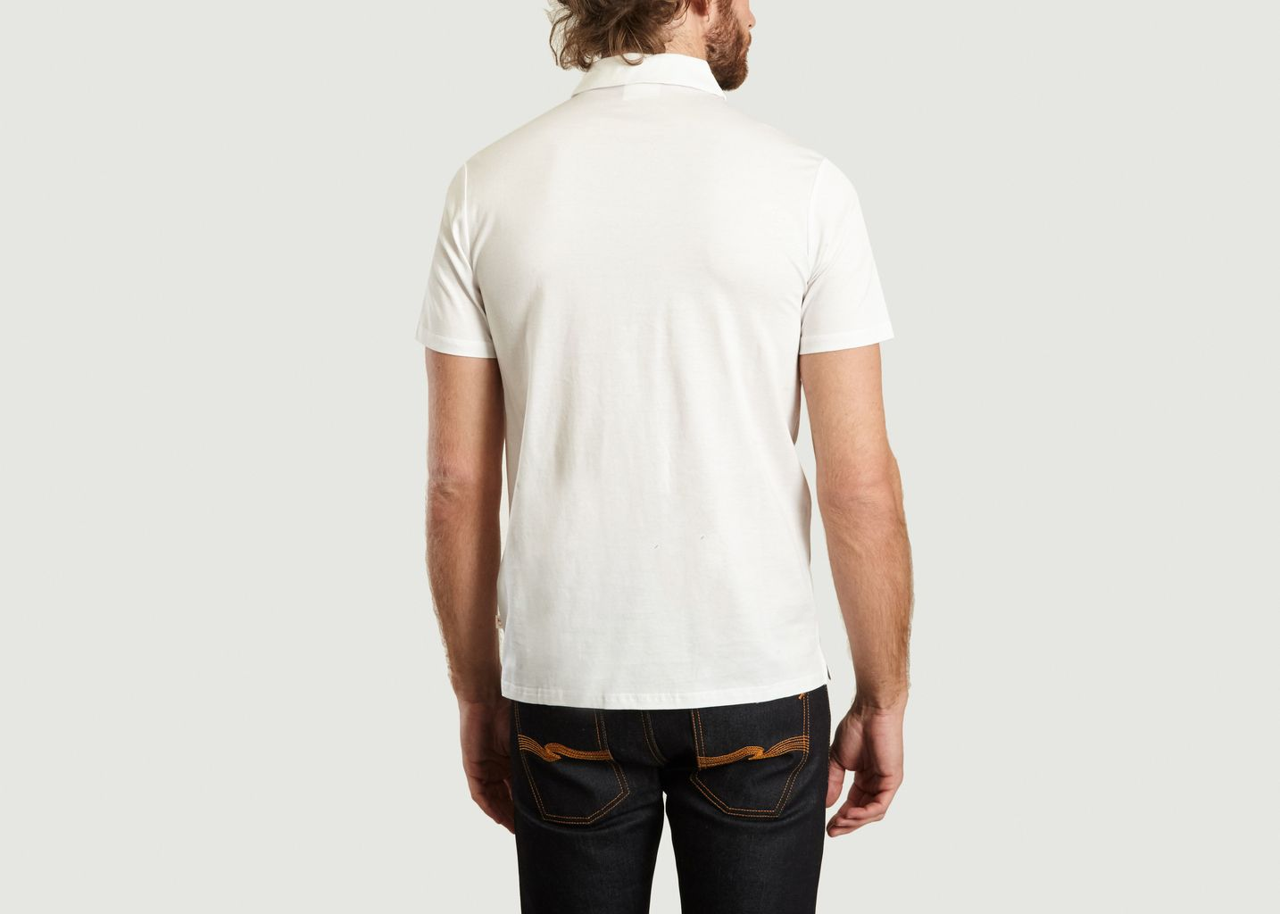 Polo Mercerized - Knowledge Cotton Apparel
