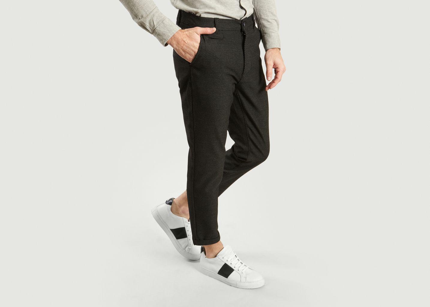 Pantalon Slim Texturé Joe - KCA