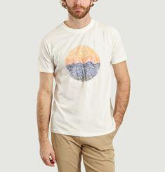 T-Shirt Wave en Coton Bio