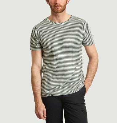 T-Shirt Alder Rayures