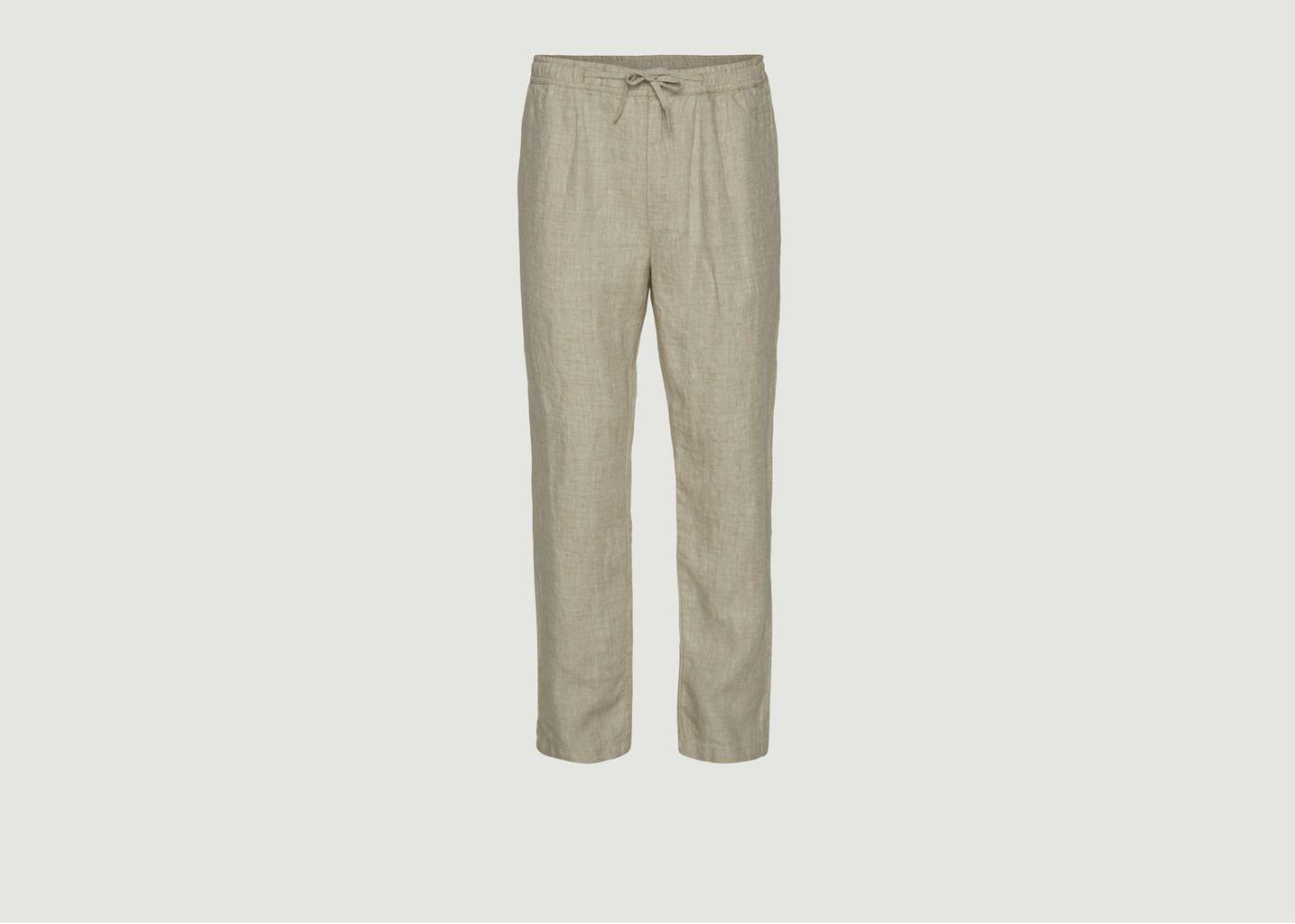 Pantalon Birch Lin Taille Élastiquée - KCA