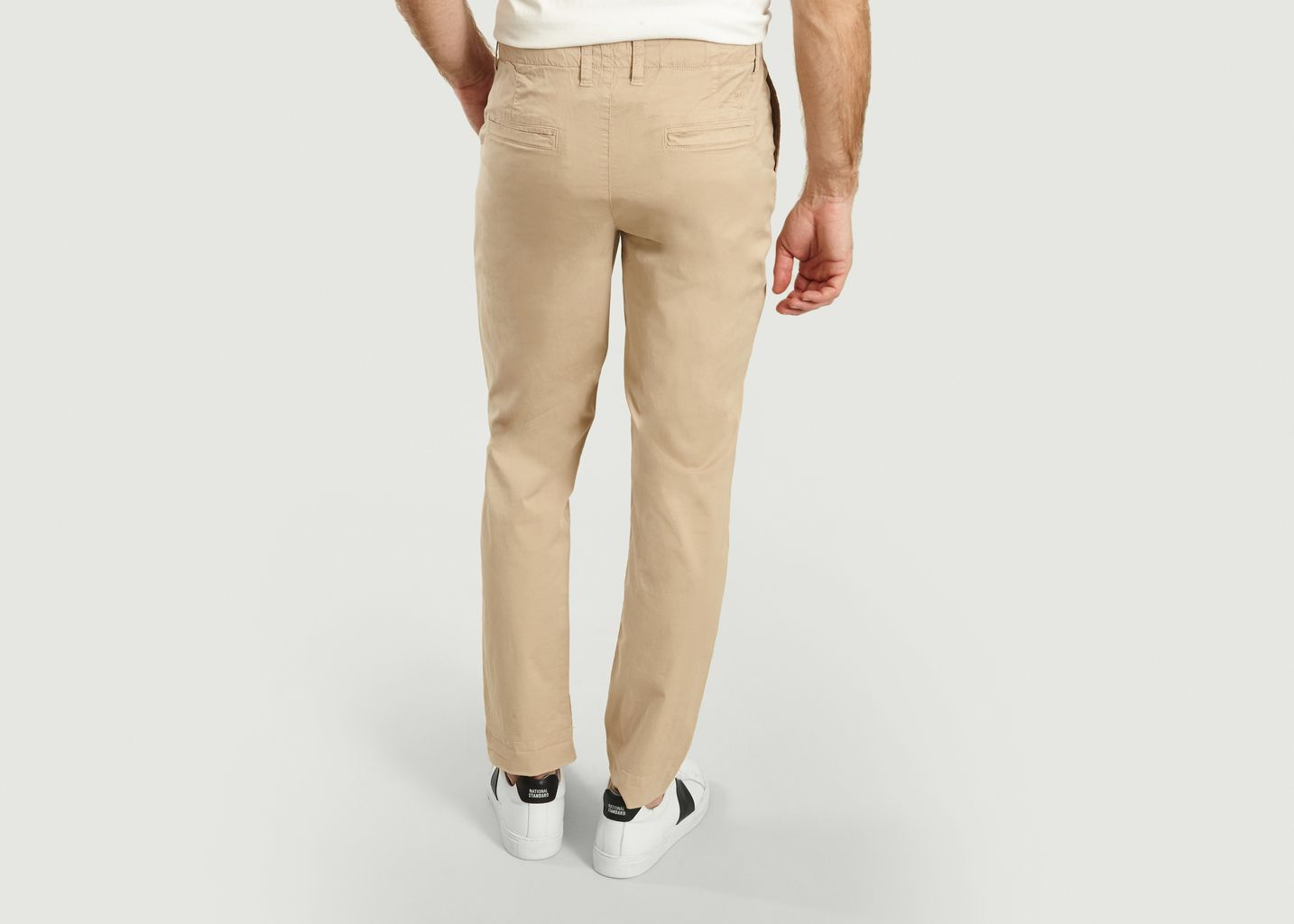 Pantalon Chino Chuck - Knowledge Cotton Apparel