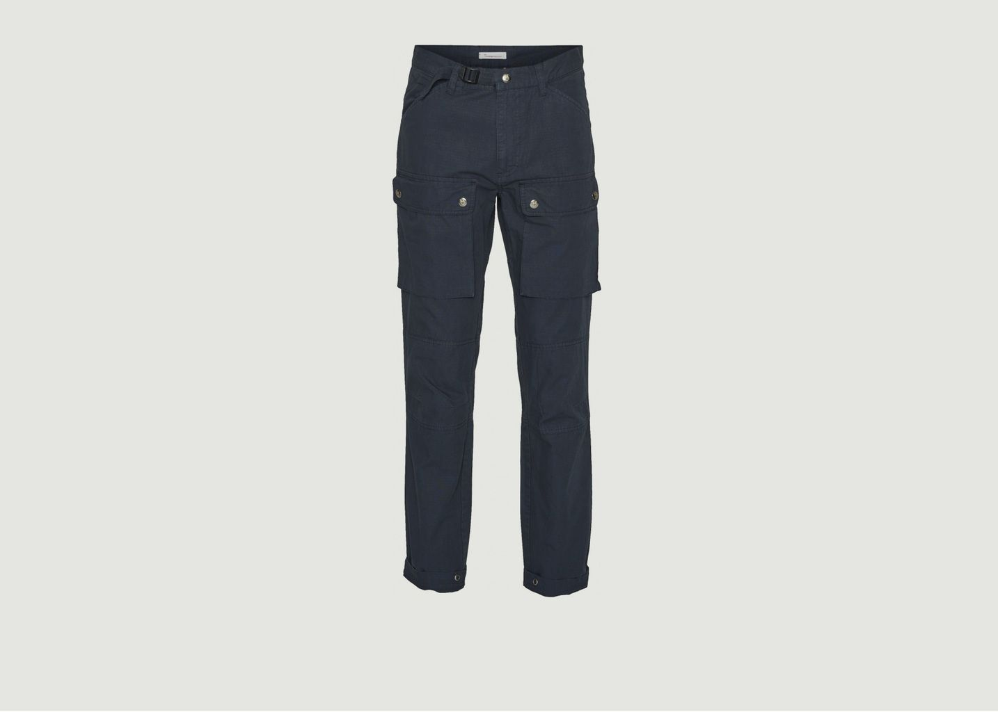 Pantalon Cargo Trek - Knowledge Cotton Apparel