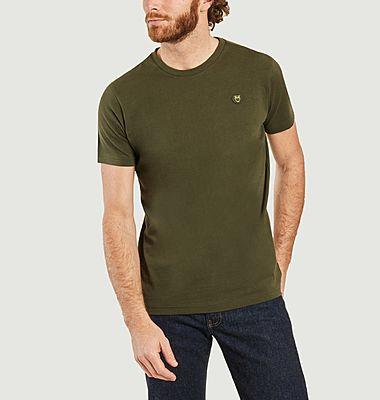 T-shirt en coton bio Alder