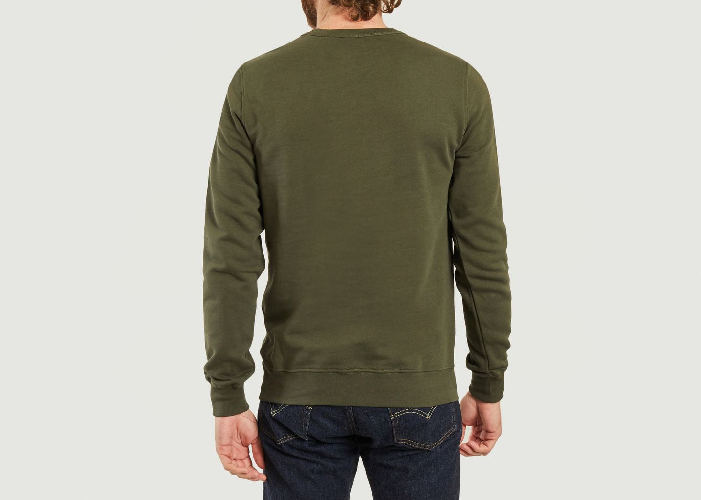 Sweatshirt en coton bio Elm - KCA