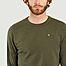 matière Sweatshirt en coton bio Elm - KCA