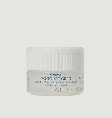 Crème hydratante intense aux probiotiques 40ml