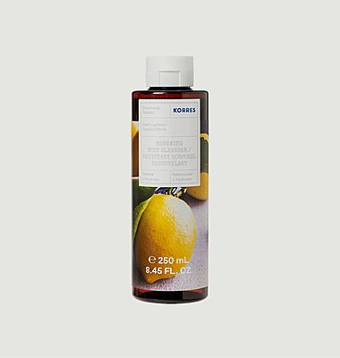 Gel douche basilic citron 250ml