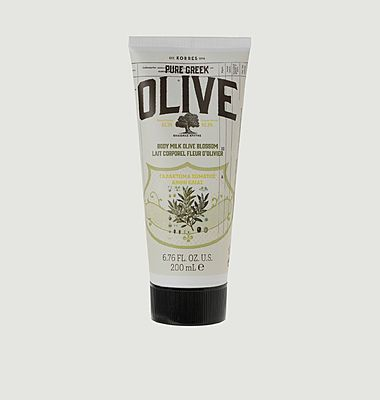 Olive and olive flower body milk 200ml