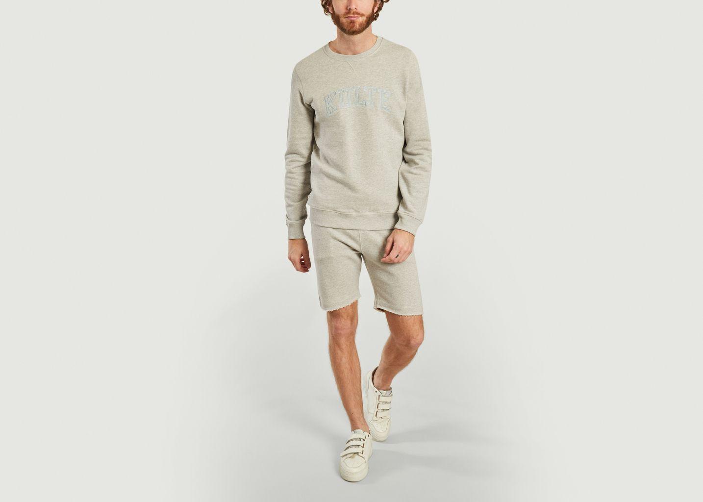 Sweatshirt Corpo Athletic - Kulte