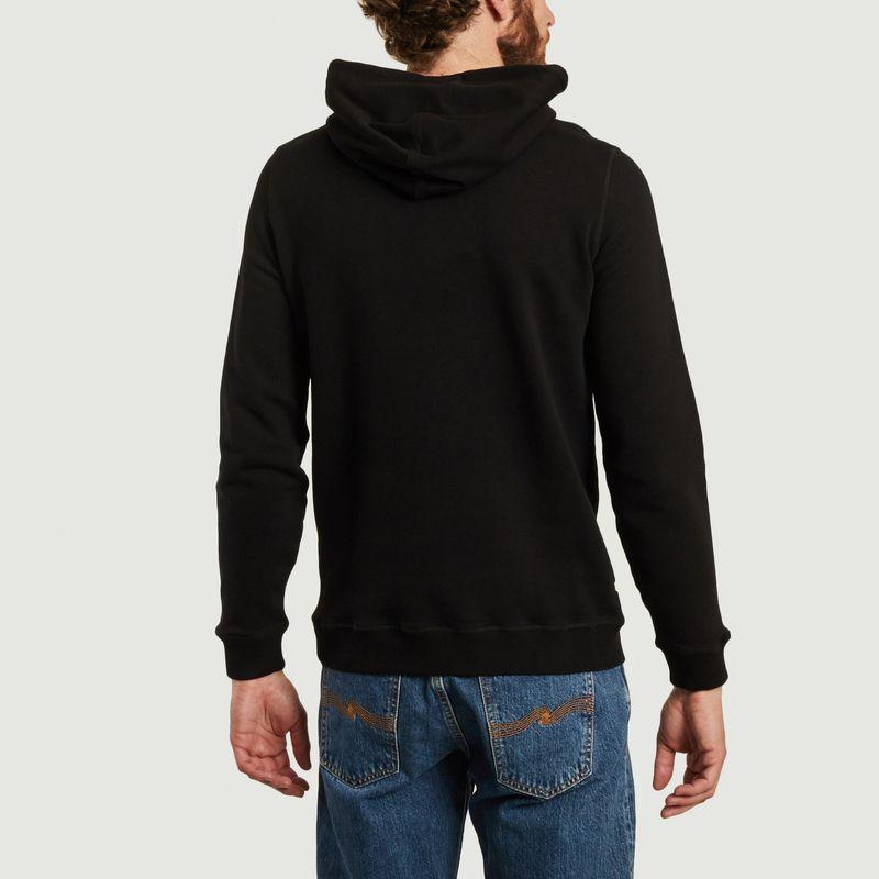Sweatshirt à capuche Italique - Kulte