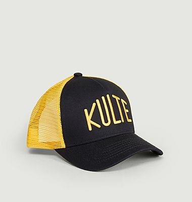 Casquette Navy Yellow