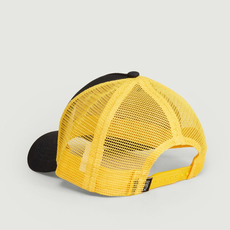 Casquette Navy Yellow - Kulte
