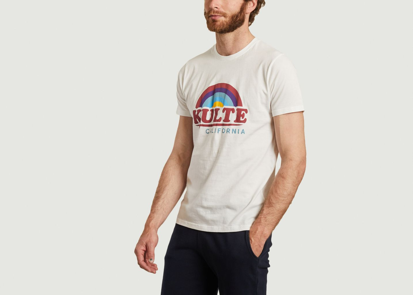 T-shirt California Sky - Kulte