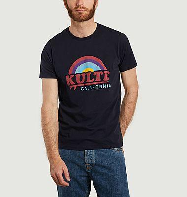 T-shirt California Sky