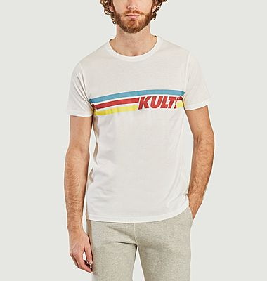 T-shirt Rainbow 80'S