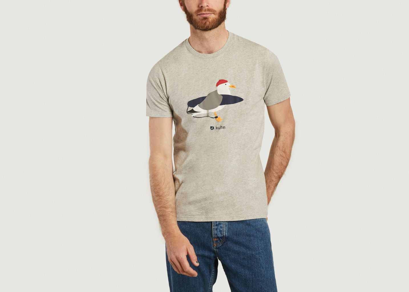 T-shirt Mouette - Kulte