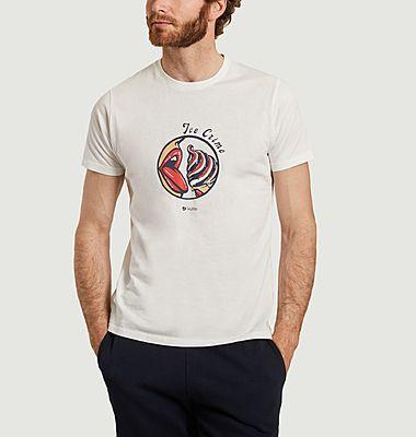 T-shirt Glace