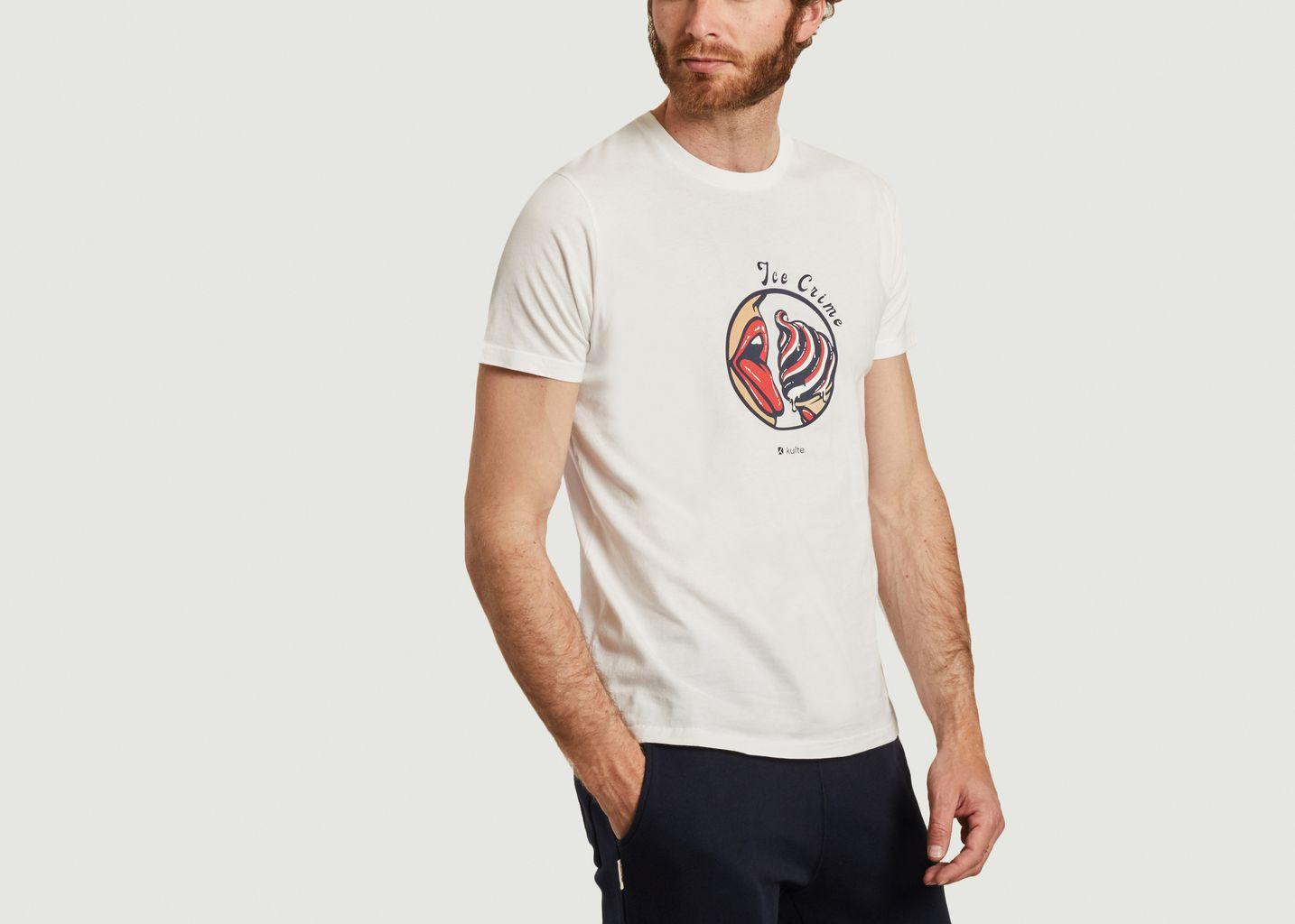 T-shirt Glace - Kulte