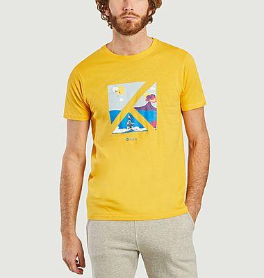 T-shirt The K