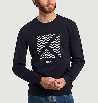 Sweatshirt Wave