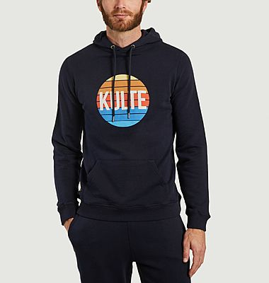 Sweatshirt à capuche Sundisc