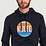 matière Sweatshirt à capuche Sundisc - Kulte