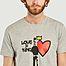 matière T-shirt Love is King Kulte x Sunra - Kulte