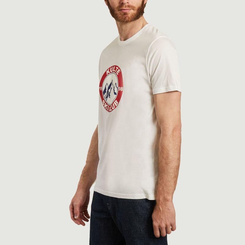 T-shirt ski club - Kulte