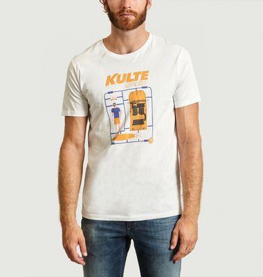 T-Shirt Kit Kulte en Coton Biologique