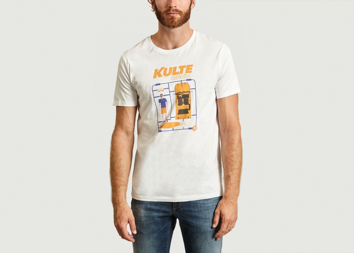 T-Shirt Kit Kulte en Coton Biologique - Kulte