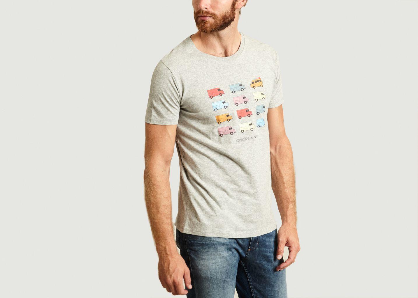 T-Shirt H Voyage - Kulte