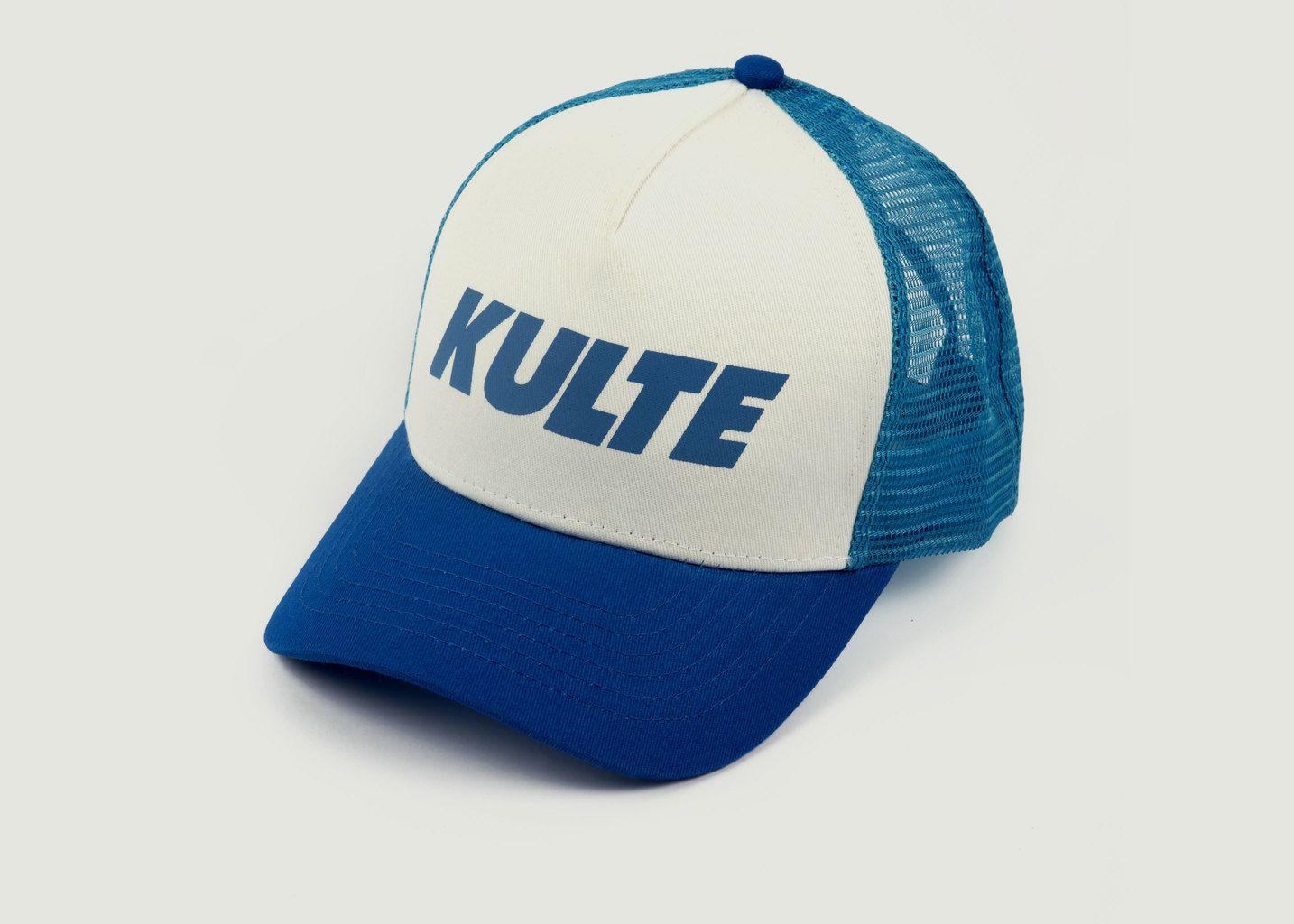 Casquette Corpo Italic Blue - Kulte