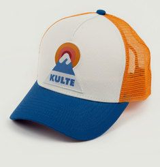 Casquette Mountain Blue