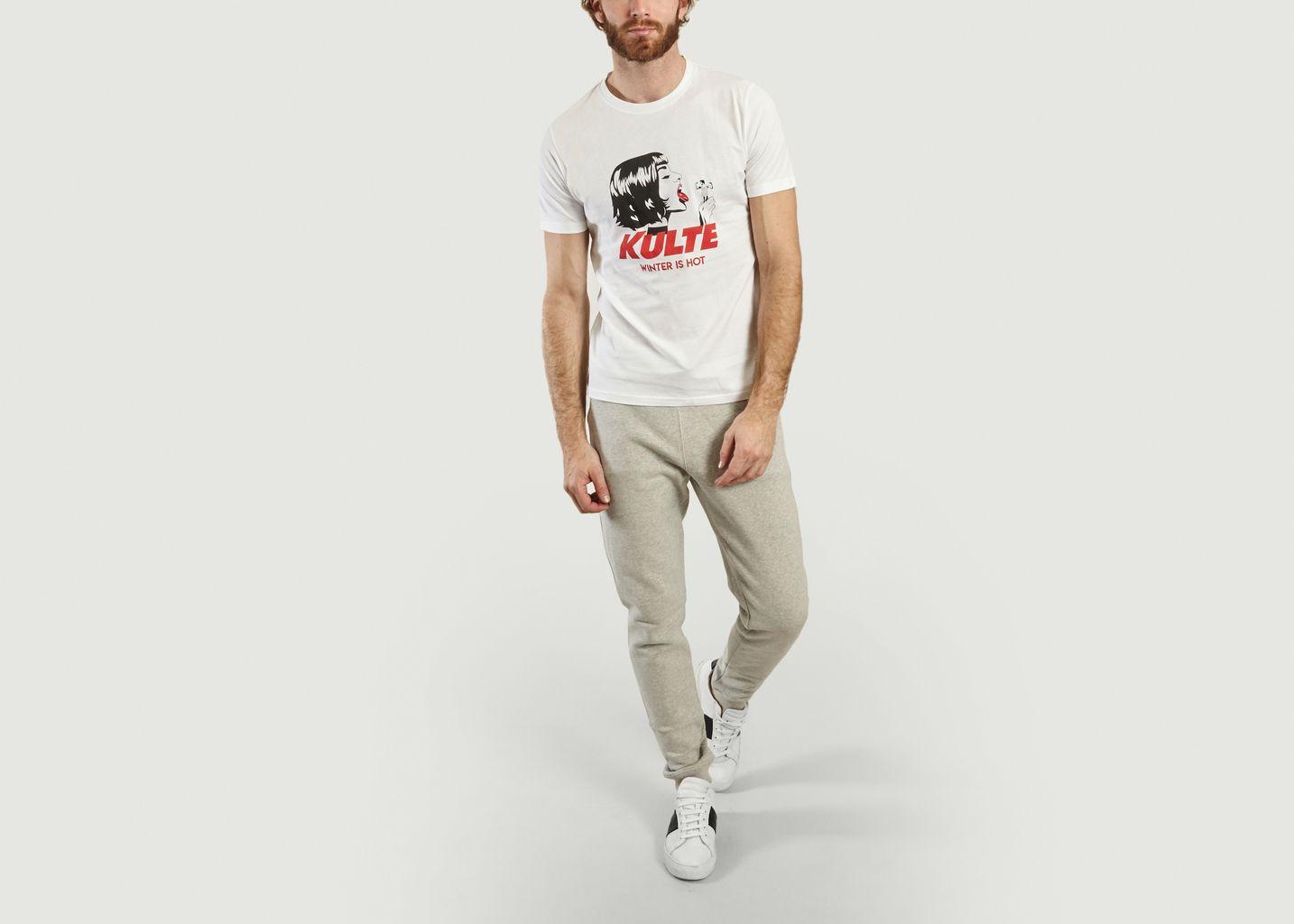 T-Shirt Hot Winter - Kulte