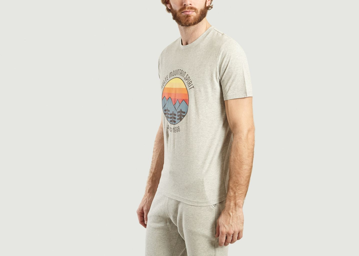 T-Shirt Winter Sunset - Kulte