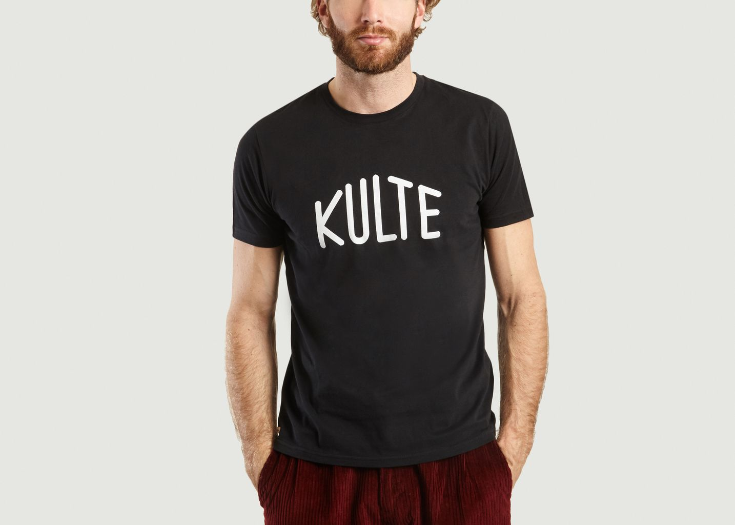 T-Shirt Corpo Vintage - Kulte
